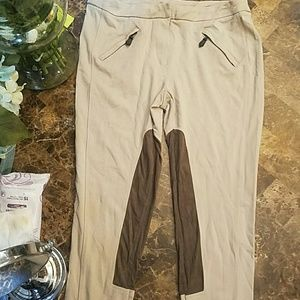 BCBGMAXAZRIA women's breeches pants